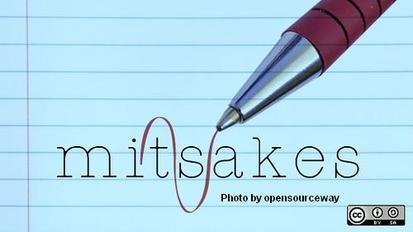 mistake by opensourceway 7
